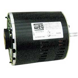 WEG Evaporative Cooler Motor, 00182OS1DEC56, 1-1/3 HP, 1800/1200 RPM, 240 Volts, 1 Phase, ODP