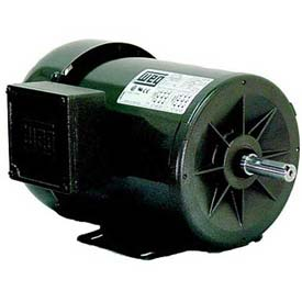 WEG Jet Pump Motor, 00236OS3EJPR56C, 2 HP, 3600 RPM, 208-230/460 Volts, ODP, 3 PH