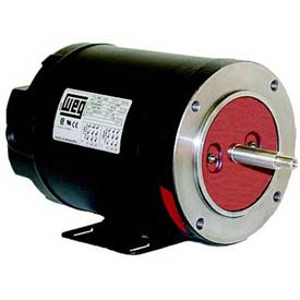 WEG Jet Pump Motor, 00236OS3HJP56J, 2 HP, 3600 RPM, 575 Volts, ODP, 1 PH