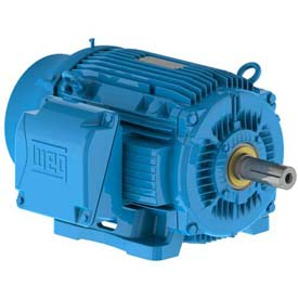 WEG Severe Duty / IEEE 841 Motor / 00312ST3QIE213TC-W22 / 3 HP / 1200 RPM / 460 Volts / TEFC / 3 PH