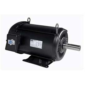 WEG NEMA Premium Efficiency Motor, 01018ET3ERSR 10 HP, 1800 RPM, 208-230/460 V, TEFC, 213/5TC, 3 PH