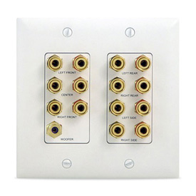 Buy Legrand WP9009-LA-V1 7.1 Home Theater Connection Kit, Light Almond