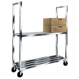 "Winholt® Aluminum ""Sani-Mobile Cooler"" SMC-63 Shelf Truck"