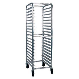 "Winholt SS-1820B, All Welded Pan Rack, Stainless Steel, Capacity 20 Pans, 18"" Length"
