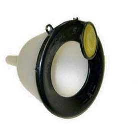 Click here to buy Funnel King Extra Heavy-Duty 24 oz. Funnel w/ Screen & Splash Ring 90150.