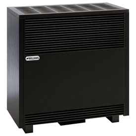 Williams Enclosed Front Room Heater 3501521A Propane 35000 BTU by