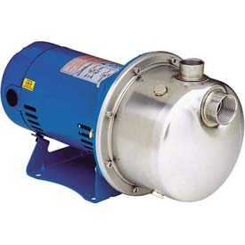 Goulds 1AB2LB1035 Aqua Boost II Booster System - 3 Phase ODP Motor - 208 / 230V - 1 HP - 15 GPM Max