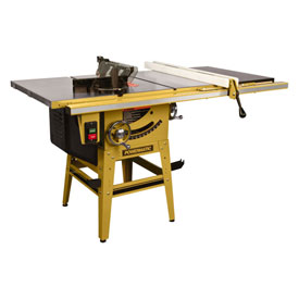 "Powermatic 1791229K Model 64B 1.75HP 1-Phase 115/230V Table Saw W/ 30"" Fence & Riving Knife by"