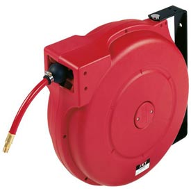 "JET 426237 Model PHR-50 3/8""x50' Poly Hose Reel for Air or Water"