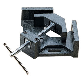 """Wilton 44324 Model AC-324 4""""Throat 2-3/4"""" Miter Cap. 1-3/8"""" Jaw Height 90° Angle Clamp - Pkg Qty 4"""