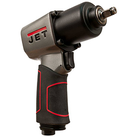 """JET JAT-101 3/8"""" Impact Wrench 400 ft-lbs R8 Series 11,000 RPM 90 PSI 5 CFM by"""