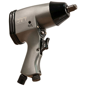 """JET JAT-102 1/2"""" Impact Wrench 250 ft-lbs R6 Series 7,000 RPM 90 PSI 4 CFM by"""