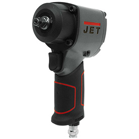 """JET JAT-106 3/8"""" Compact Impact Wrench 500 ft-lbs R8 Series 10,000 RPM 90 PSI 5 CFM by"""
