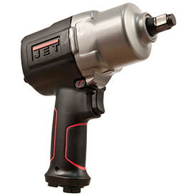 """JET JAT-121 1/2"""" Impact Wrench 750 ft-lbs R12 Series 8,500 RPM 90 PSI 6.7 CFM by"""