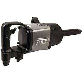 "JET JAT-206 1"" Impact Wrench 6"" Extension 2000 ft-lbs R6 Series 5000 RPM 90 PSI 11 CFM by"