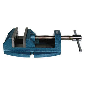 """Wilton 63238 Model 1335 3"""" Jaw Width 2-3/4"""" Opening 1-7/8"""" Depth Continuous Nut Drill Press Vise"""