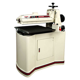 JET 659006K 22-44 Oscillating Drum Sander Kit with Closed Stand by