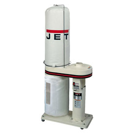 JET 708642BK Model DC-650 1HP Dust Collector