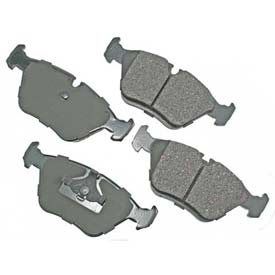 Akebono® Euro Series Ultra Premium Ceramic Disc Brake Pads - EUR394A