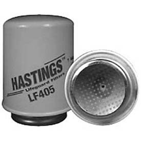 Hastings LF405 Vac-Cel By-Pass Spin-On Oil Filter W/ Mason Jar Screw Neck Package Count 2 by