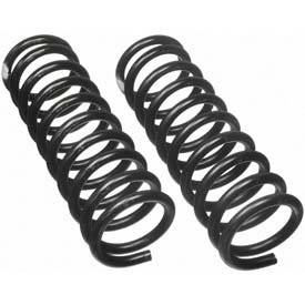 MOOG Coil Spring 7272 by