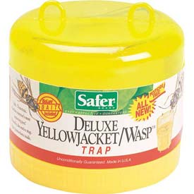Safer Brand Deluxe Yellow Jacket Wasp Trap 00280 by