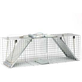 Havahart® Large 2 Door Easy Set Animal Trap 1064