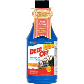 Havahart® Deer Off II Deer/Rabbit/Squirrel Repellent Concentrate 16 oz. DF16CT