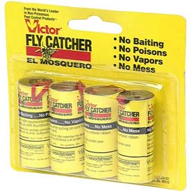 Victor® Fly Ribbon 4 Pack M510