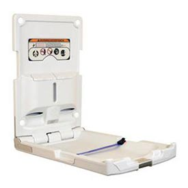 DryBaby Changing Station, Vertical ABC-300V by