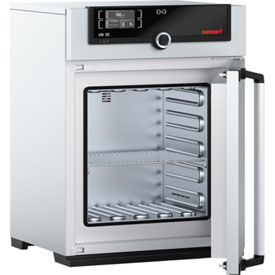 Memmert UN 55 Universal Oven, Natural Gravity Convection, Single Display, 115 Volt, 53 Liters by