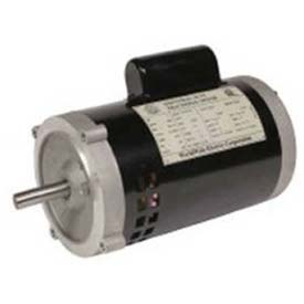 Worldwide Electric Jet Pump Motor NATJ12-36-56JB, GP, TEFC, REM-C, 3 PH, 56J, 208-230/460V, 1/2 HP