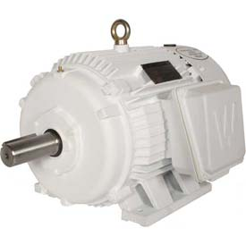 Worldwide Electric Oil Well Pump Motor WO60-12-405T, TEFC, Rigid, 3 PH, 405T, 230/460/796V, 60 HP