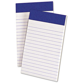 Evidence® Perf Top 3 x 5 Pads, Narrow Ruled, White, 50 Shts, Dozen