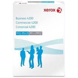 "Buy Copy Paper Xerox Business 4200 3R02051 8-1/2"" x 14"" 20 lb White 500 Sheets/Ream"
