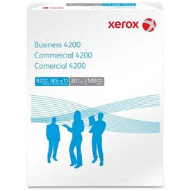 "Buy Copy Paper Xerox Business 3R02641 8-1/2"" x 11"" 3 Hole White 5000 Sheets/Carton"