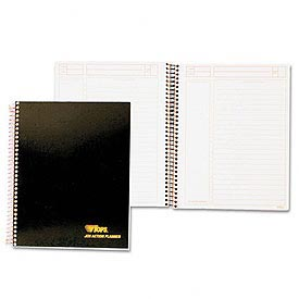 Journal Entry Notetaking Planner Pad, 84 Sheets, 6-3/4 x 8-1/2
