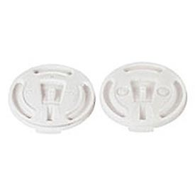 SOLO® Lift & Lock Tab Travel Lids, 2,000/Carton, White