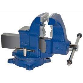 "Yost 4-1/2"" Heavy Duty Combination Pipe & Bench Vise Swivel Base by"