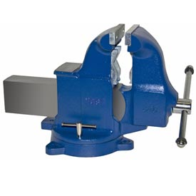 "Yost 6"" Heavy Duty Combination Pipe & Bench Vise Swivel Base by"