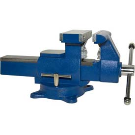 "Yost 8"" Multipurpose Mechanics Reversible Vise"