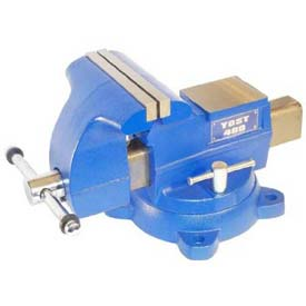 "Yost 480 8"" Apprentice Series Utility Bench Vise"