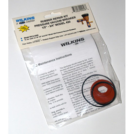"Repair Kit For Zurn Wilkins Model 1"" Model 420"