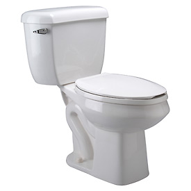 Zurn Z5571 - Low Consumption Toilet, 1.0GPF