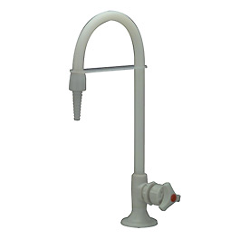 Zurn Z82900-WM - Wall Mounted Single Lab Faucet For Dw/Di/Ro Water