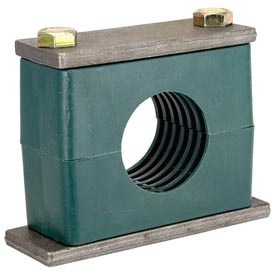 """1/4"""" P Clamp Assembly For High Pressure Hoses Pipe or Tube"""