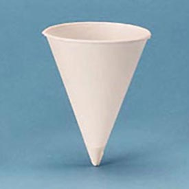 SOLO® SLO4BR - Cone Water Cups, 4 Oz. Size, 200/Bag
