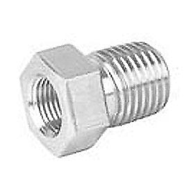 Capitol 13023104 Hex Bushing 150# Galvanized Steel - 1/2''X1/8'' - Pkg Qty 100