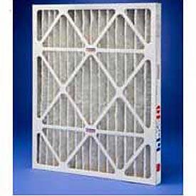 "Purolator® 5267302198 Hi-E® 40 Pleated Filter 25""W x 25""H x 1""D - Pkg Qty 12"