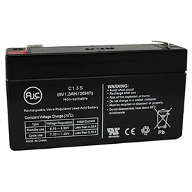 Replacement Batteries for Mule